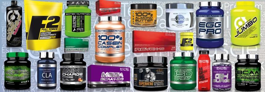 Vitaminok, fehérjék és aminosavak akciósan a legolcsóbban