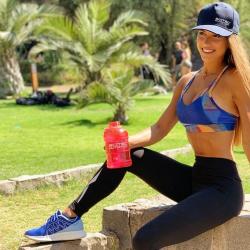 Water Jug Pink - Vizes palack
