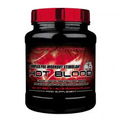 Hot Blood 3.0 - 820g- Edzés előtti formula