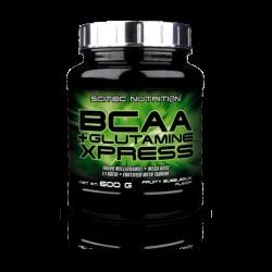 BCAA + Glutamine Xpress 600g - BCAA és Glutamin