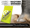 Jumbo 8,8 kg - tömegnövelő nehezen fejlődőknek